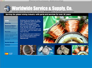 Worldwide Service and Supply